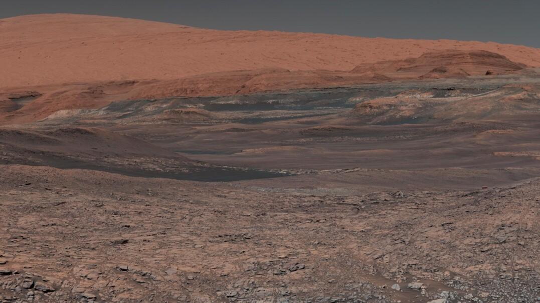 Na Marsie była woda. Tak wynika z analizy składu meteorytów