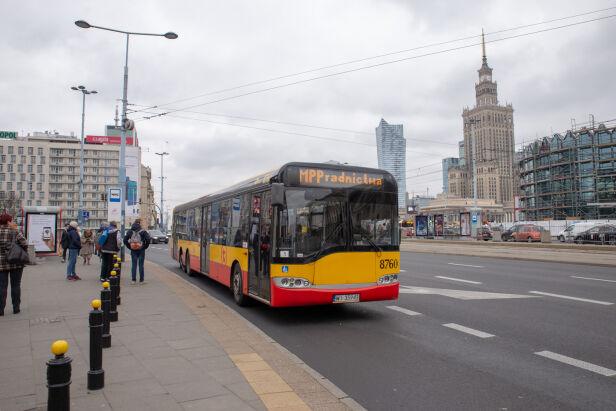 Autobus dla bezdomnych Urząd Miasta
