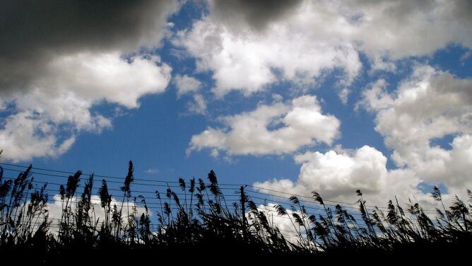 Prognoza pogody na sobotę: <br />chłodny dzień z przelotnym deszczem