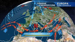 Do Polski zbliża się zimno znad Skandynawii