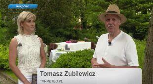 Tomasz Zubilewicz rozmawia z Agnieszką Roślik