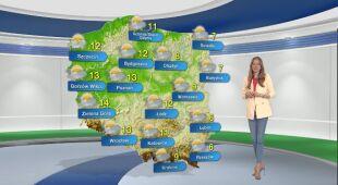 Prognoza pogody na czwartek 25.03